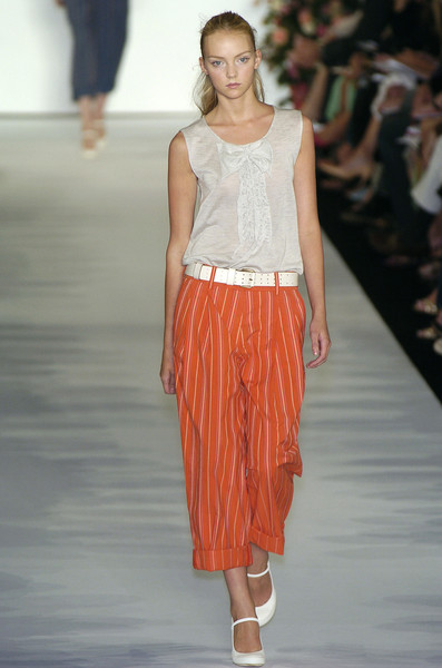 Marc Jacobs at New York Spring 2005