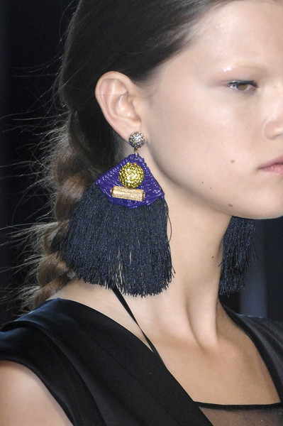 Marc Jacobs at New York Spring 2009 (Details)
