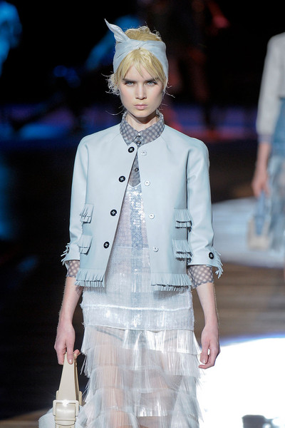 Marc Jacobs at New York Spring 2012