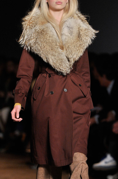 Marc by Marc Jacobs Fall 2011 - Details