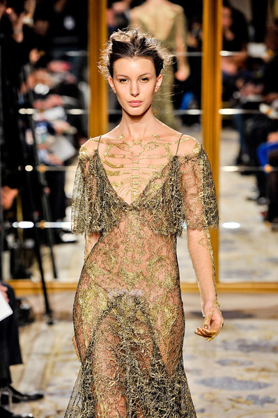New York Fashion Week Fall 2012, Marchesa