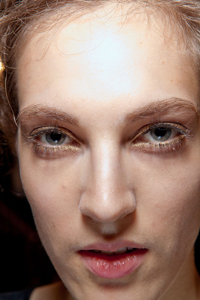 Marchesa Fall 2012 - Backstage