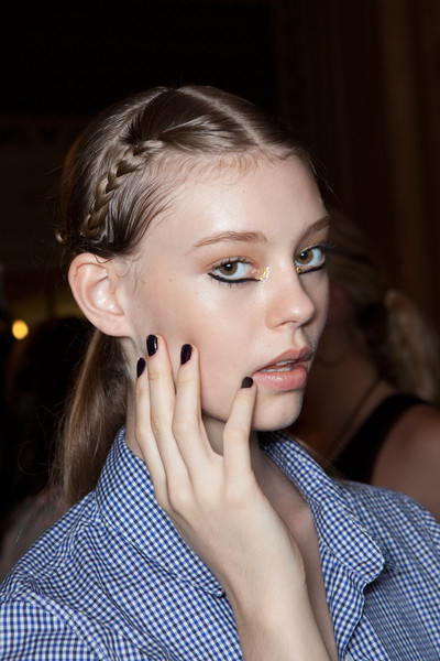 Best Spring 2013 Runway Nails - Marchesa