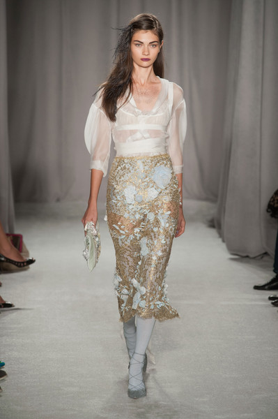 Marchesa at New York Spring 2014
