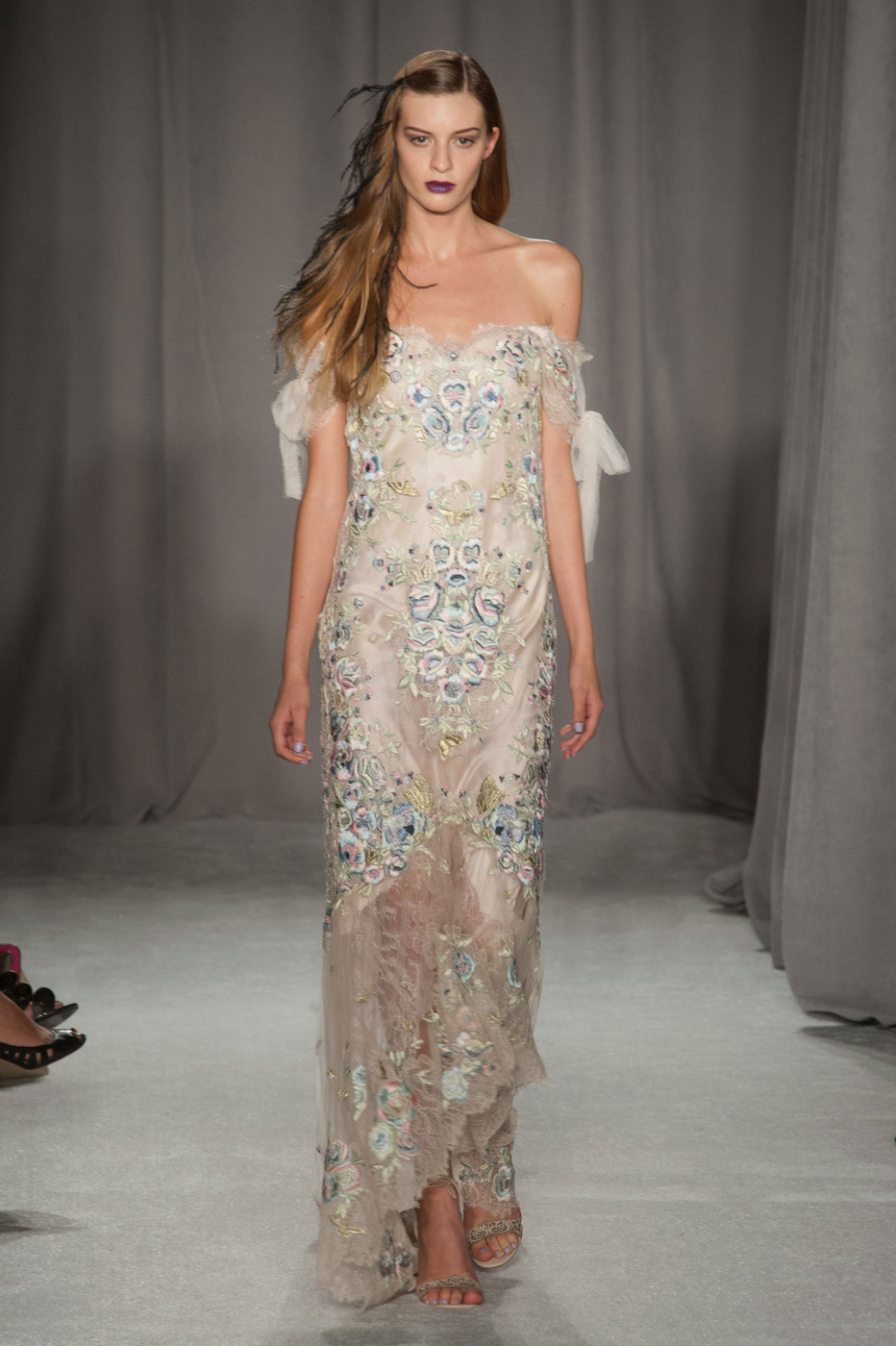 New York Fashion Week Spring 2014, Marchesa
