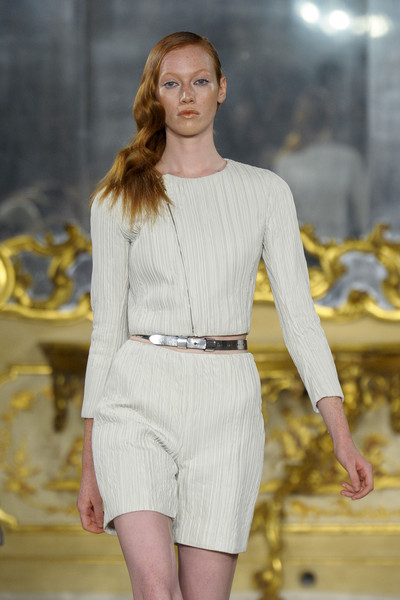 Marco de Vincenzo at Milan Spring 2012