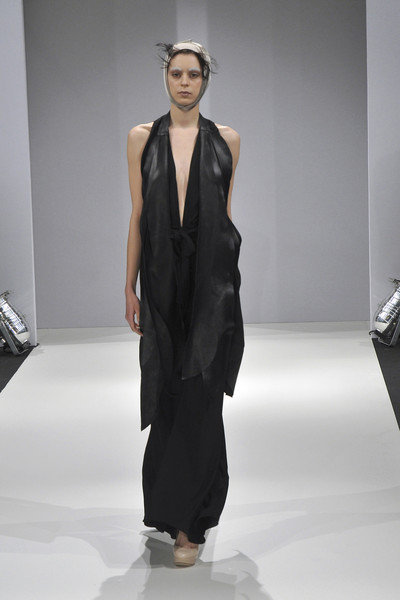 Maria Grachvogel Fall 2009