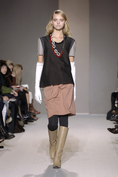 Marni at Milan Fall 2006