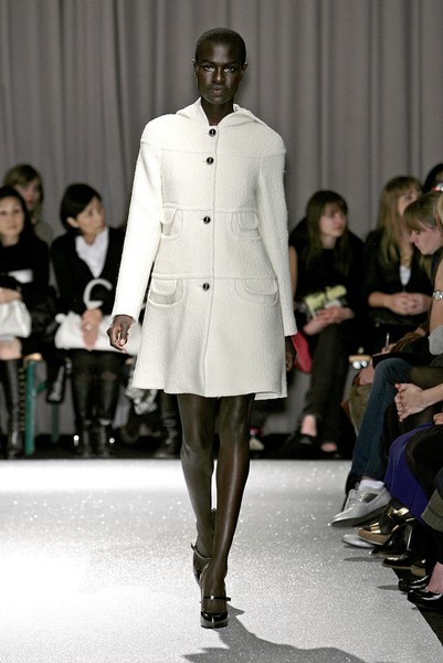 Martin Grant at Paris Fall 2007