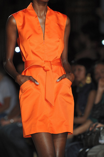 Martin Grant at Paris Spring 2012 (Details)
