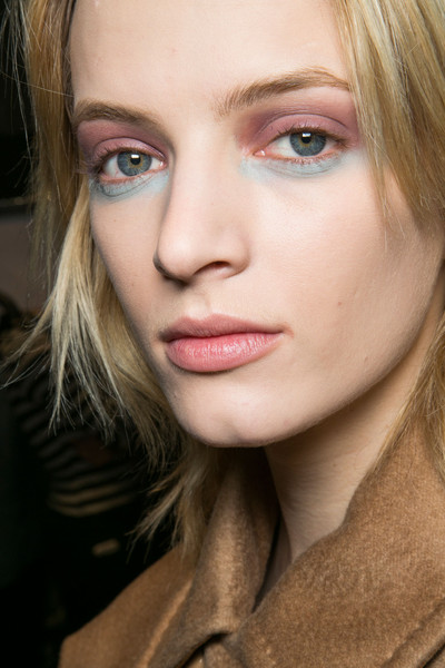 MaxMara Fall 2013 - Backstage