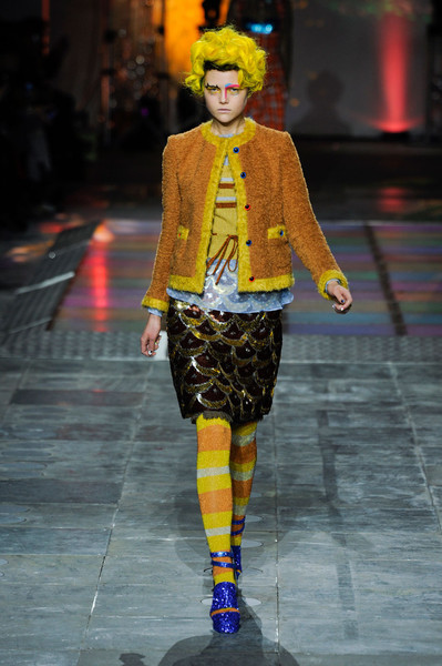 Meadham Kirchhoff at London Fall 2012