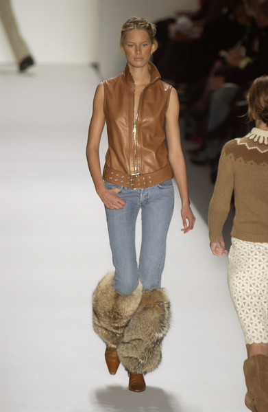 Michael Kors at New York Fall 2002