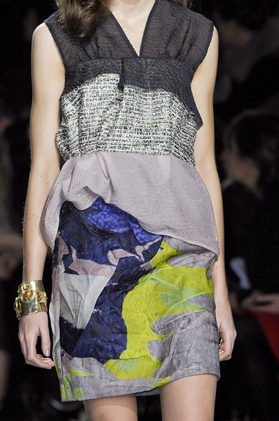 Michael van der Ham at London Fall 2012 (Details)