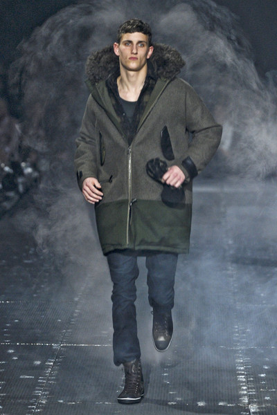 Moncler Gamme Rouge Fall 2011