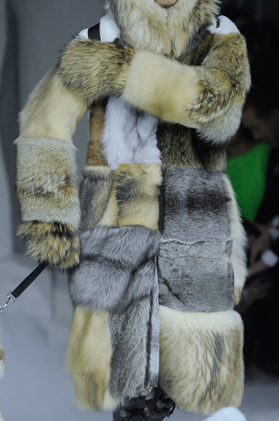 Moncler Gamme Rouge Fall 2013 - Details