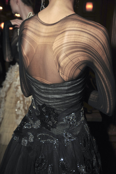 Monique Lhuillier at New York Fall 2009 (Details)