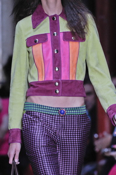 Moschino Cheap & Chic Spring 2013 - Details
