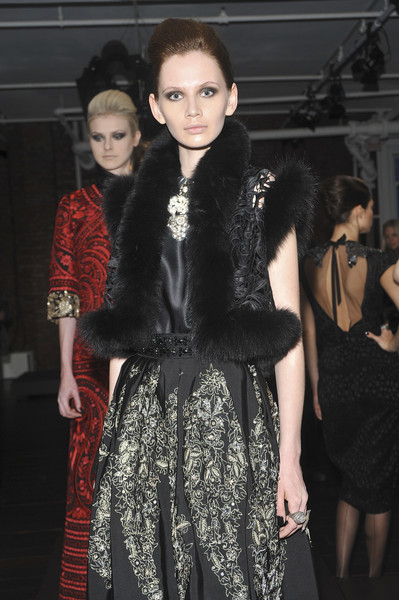 Naeem Khan Fall 2009