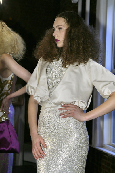 Naeem Khan at New York Spring 2010