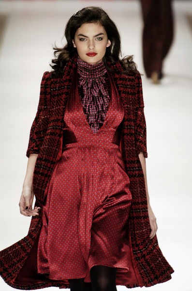Nanette Lepore at New York Fall 2006