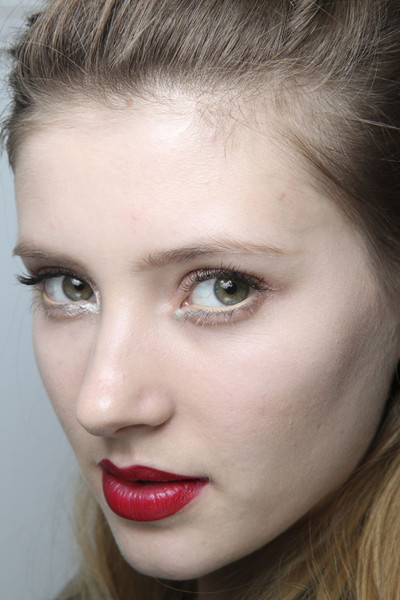 Nanette Lepore Fall 2011 - Backstage