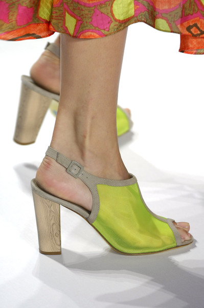 Nanette Lepore at New York Spring 2008 (Details)