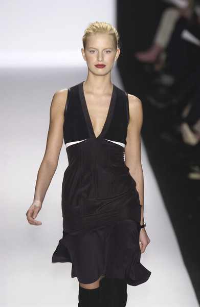 Narciso Rodriguez Fall 2003