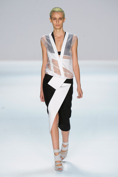Narciso Rodriguez Spring 2012