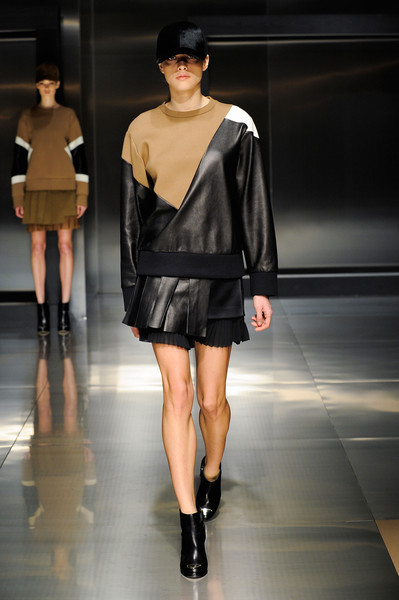 Neil Barrett Fall 2013
