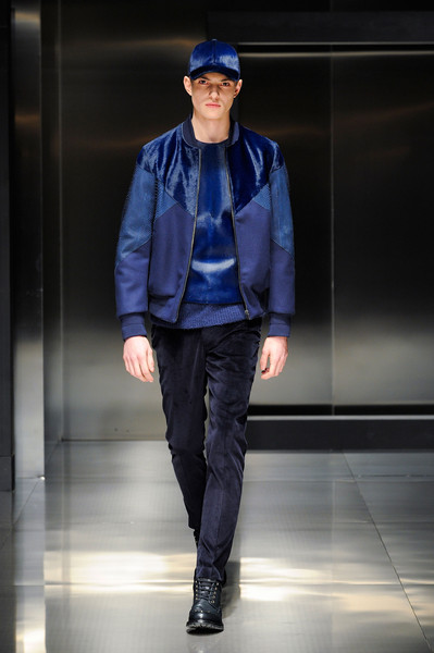 Neil Barrett at Paris Fall 2013