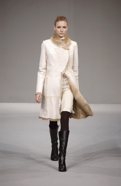 Nicole Farhi at London Fall 2003