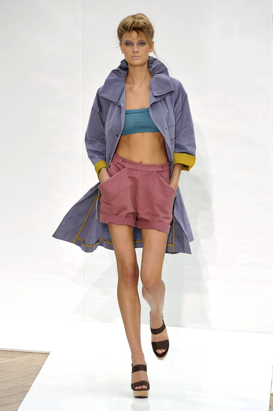 Nicole Farhi at London Spring 2010