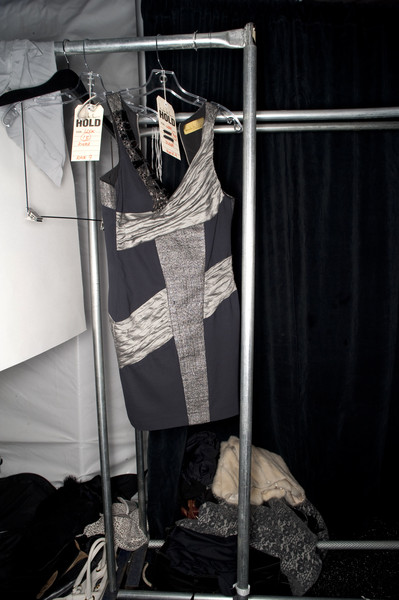 Nicole Miller at New York Fall 2010 (Backstage)