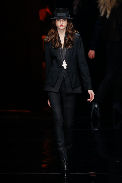 Nicole Miller at New York Fall 2013