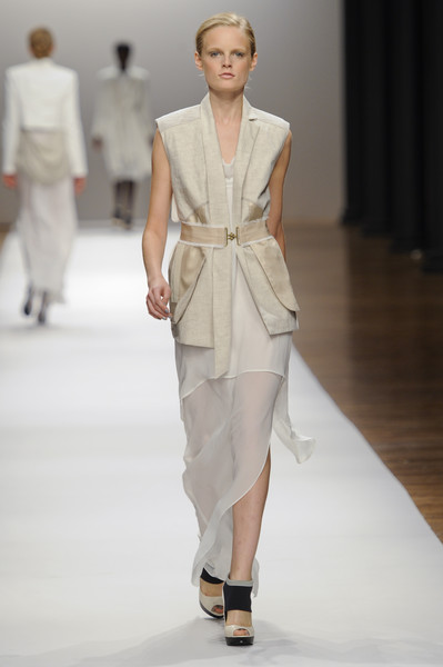 Nicole Miller at New York Spring 2011