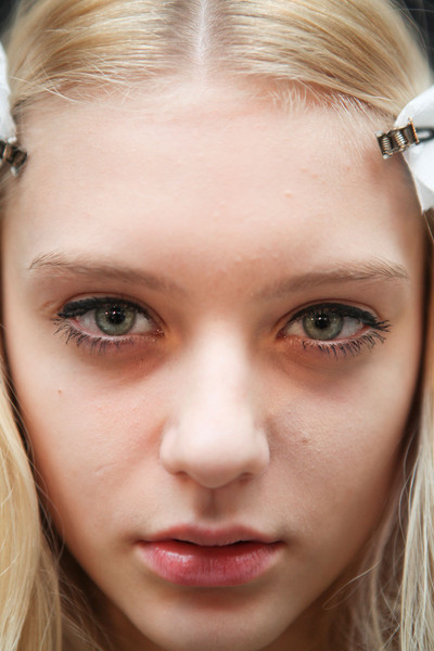 Paco Rabanne at Paris Fall 2012 (Backstage)