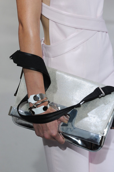 Paco Rabanne Spring 2014 - Details