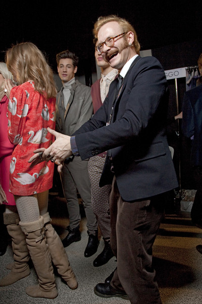 Paul & Joe at Paris Fall 2010 (Backstage)