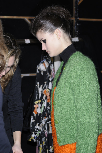 Paul Smith Fall 2008 - Backstage