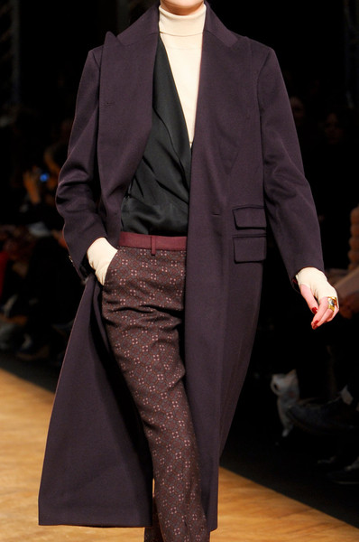 Paul Smith Fall 2012 - Details