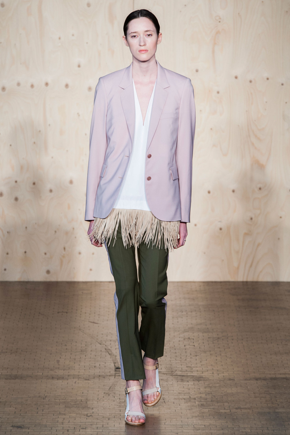 Paul Smith Spring 2015 The Best Runway Looks At London Fashion Week Spring 2015 Stylebistro