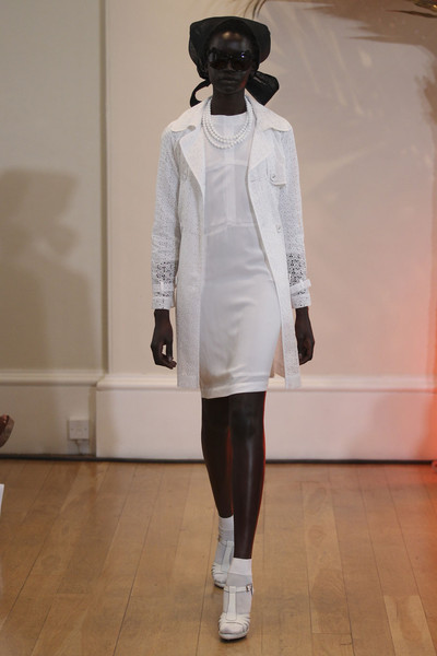 Peter Jensen at London Spring 2012