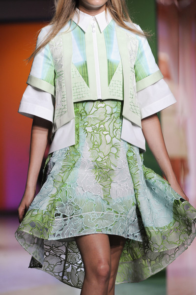 Peter Pilotto at London Spring 2014 (Details)