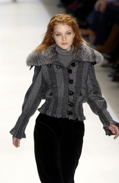 Peter Som at New York Fall 2005