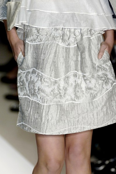 Peter Som at New York Spring 2007 (Details)