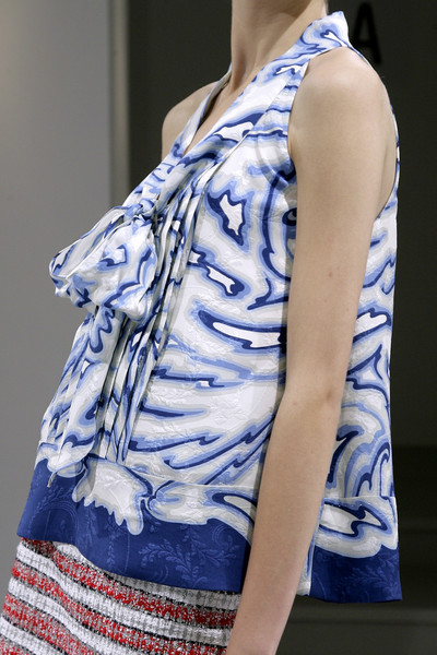 Peter Som at New York Spring 2010 (Details)