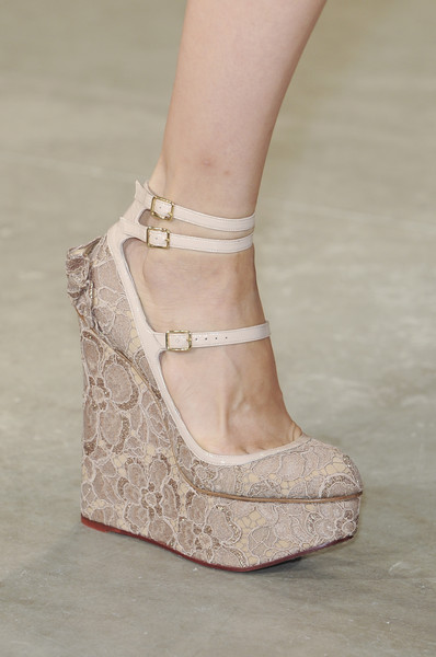 Peter Som at New York Spring 2011 (Details)