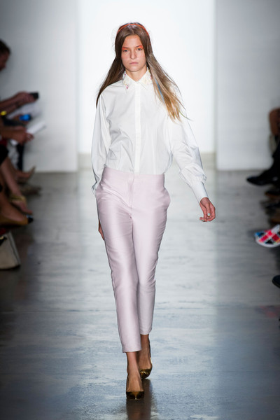 Peter Som at New York Spring 2013