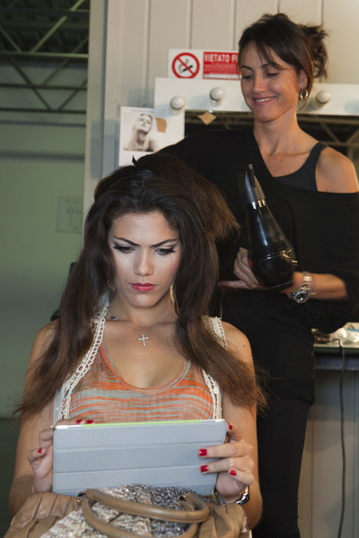 Pin Up Stars Spring 2012 - Backstage